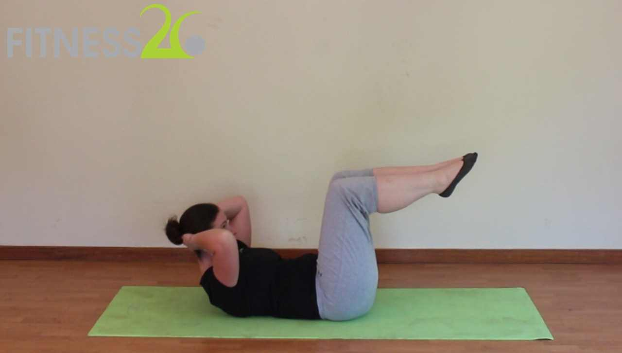 Megan – Intermediate Pilates Mat Class