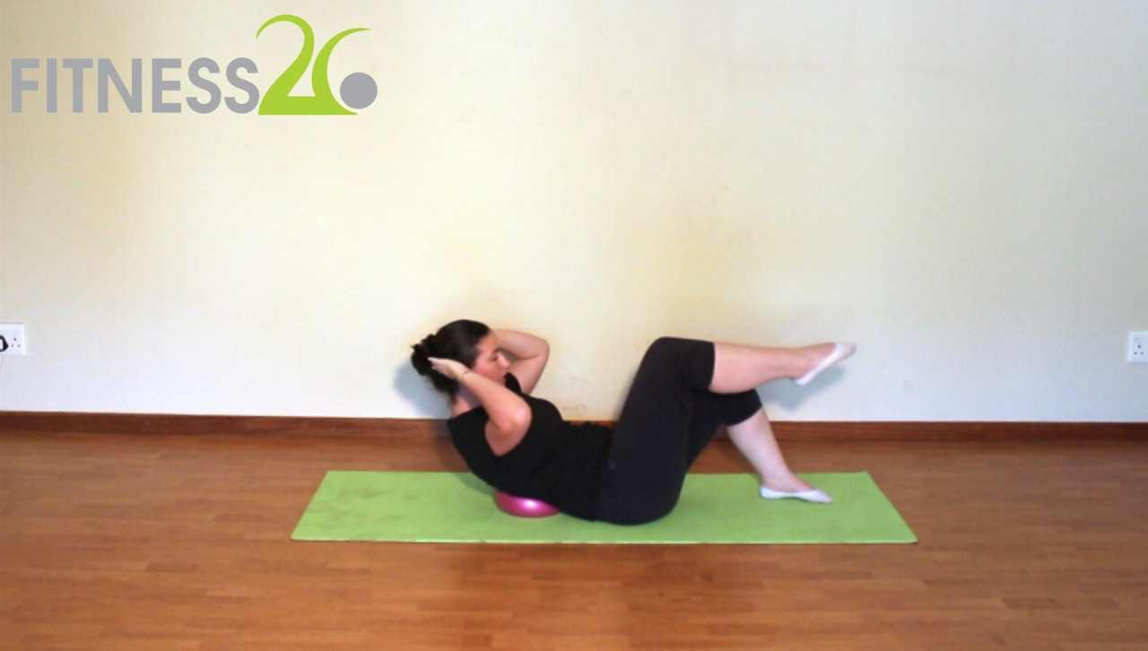 Megan – Intermediate Pilates: Small Ball Exercises