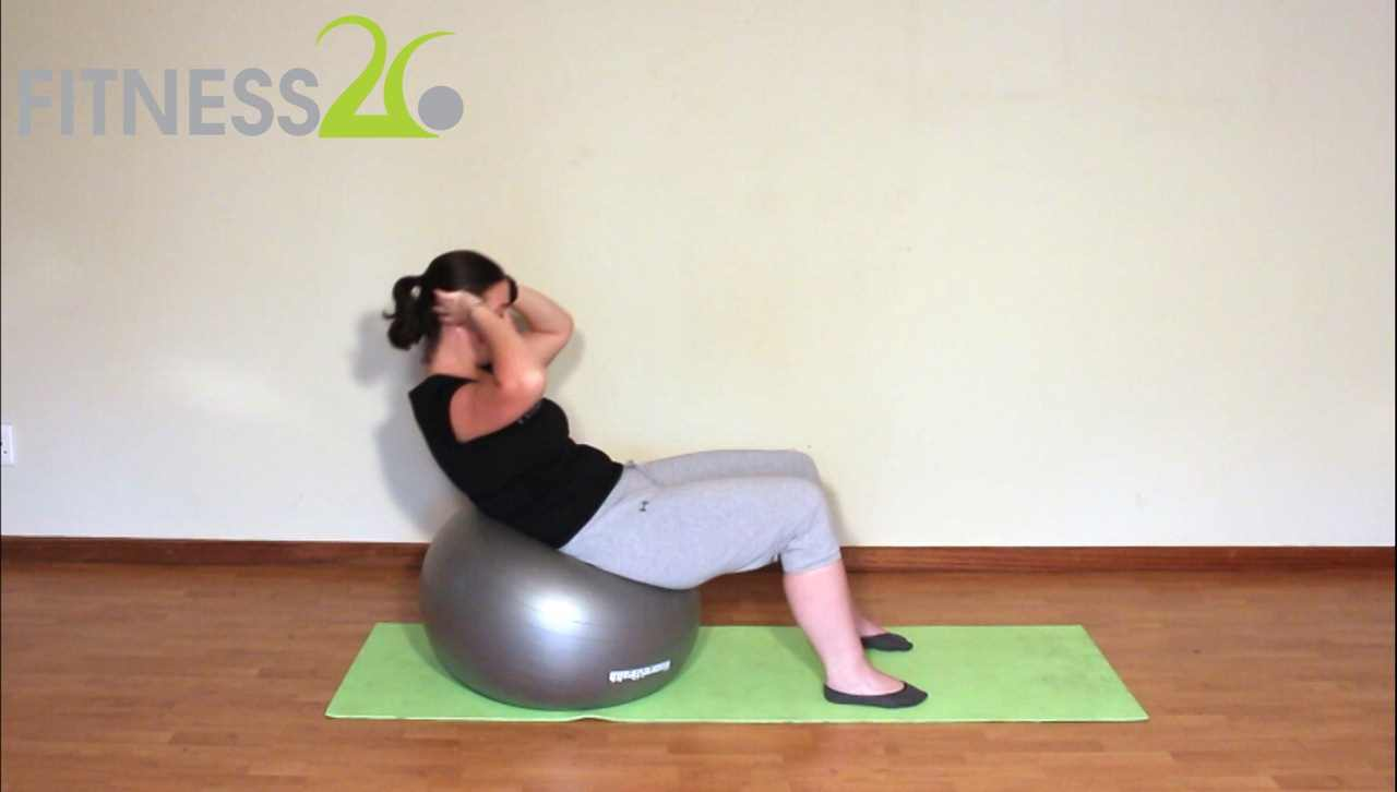Megan – Intermediate Pilates: Using the Big Ball Part 1