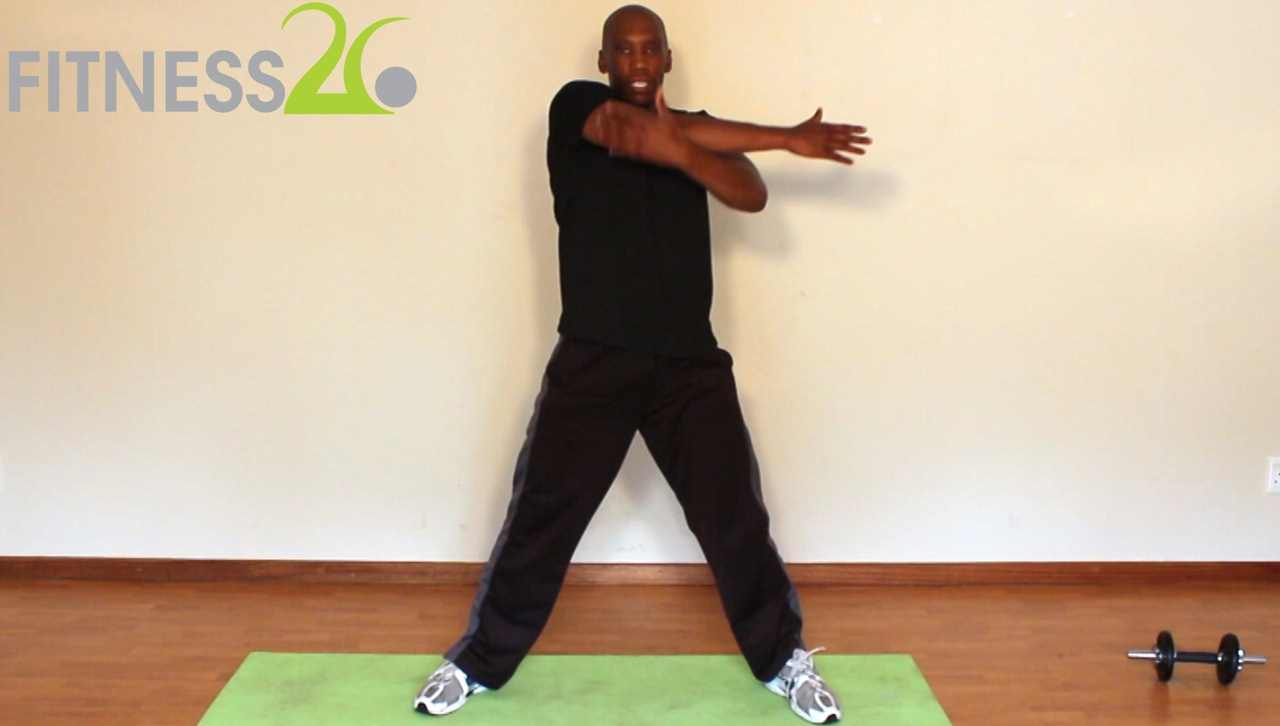 Molefe – Intermediate Holiday Training Exercises : Full Body
