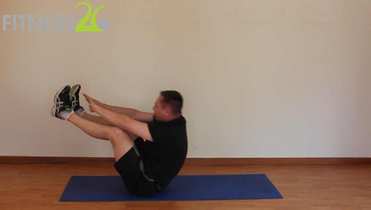 Ruben – Beginner Workout: Legs and Core