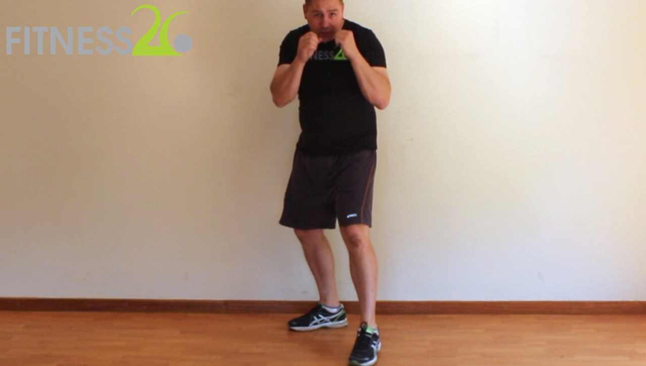 Ruben – Boxing basics: Footwork