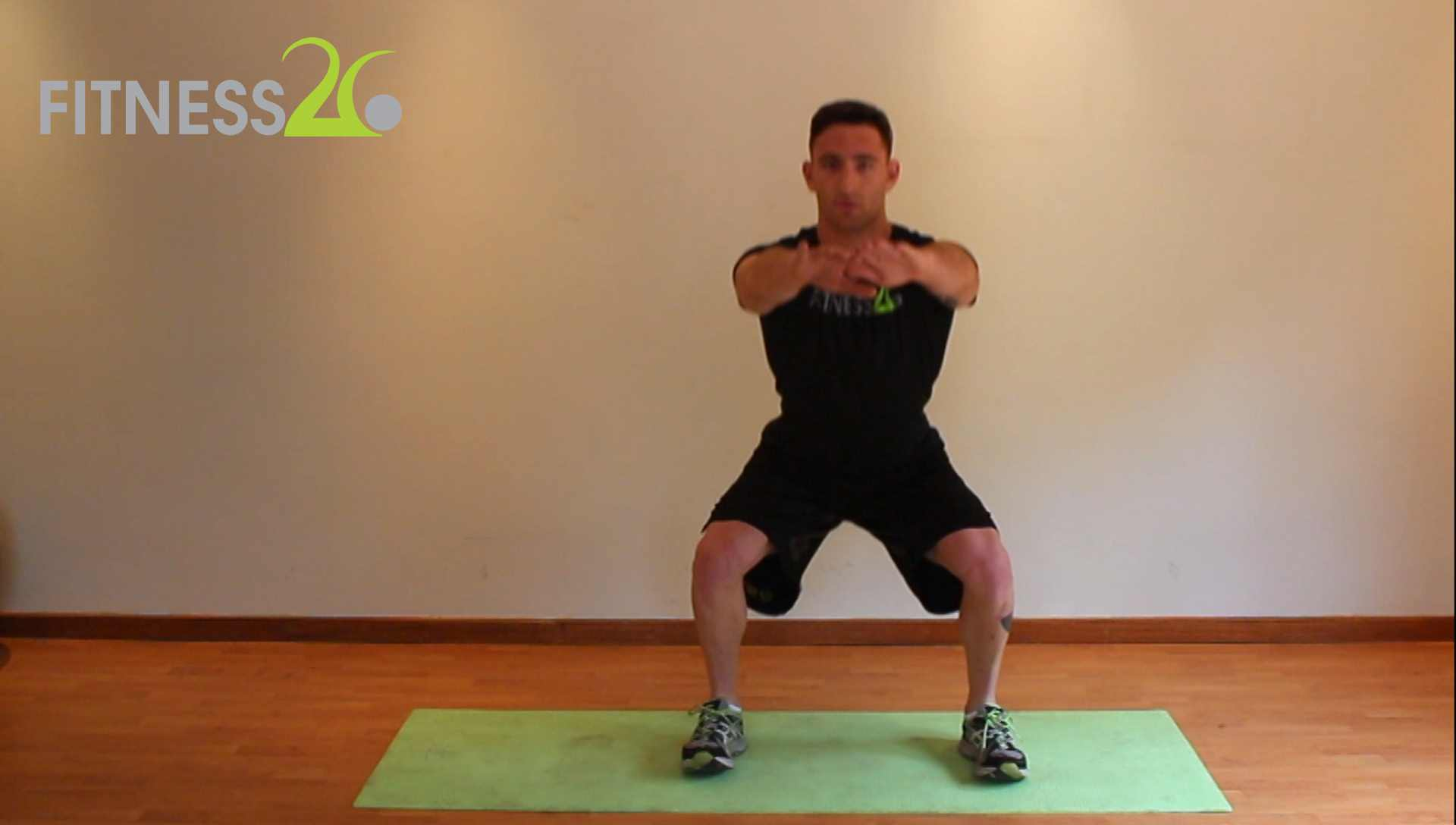 Josh – Quickstart full Body routine for Beginners