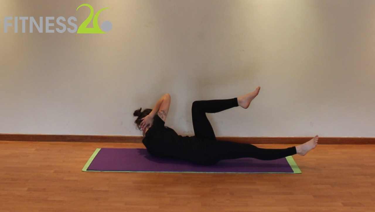 Tristan – Ab Blasting Pilates: Core, Back & Obliques