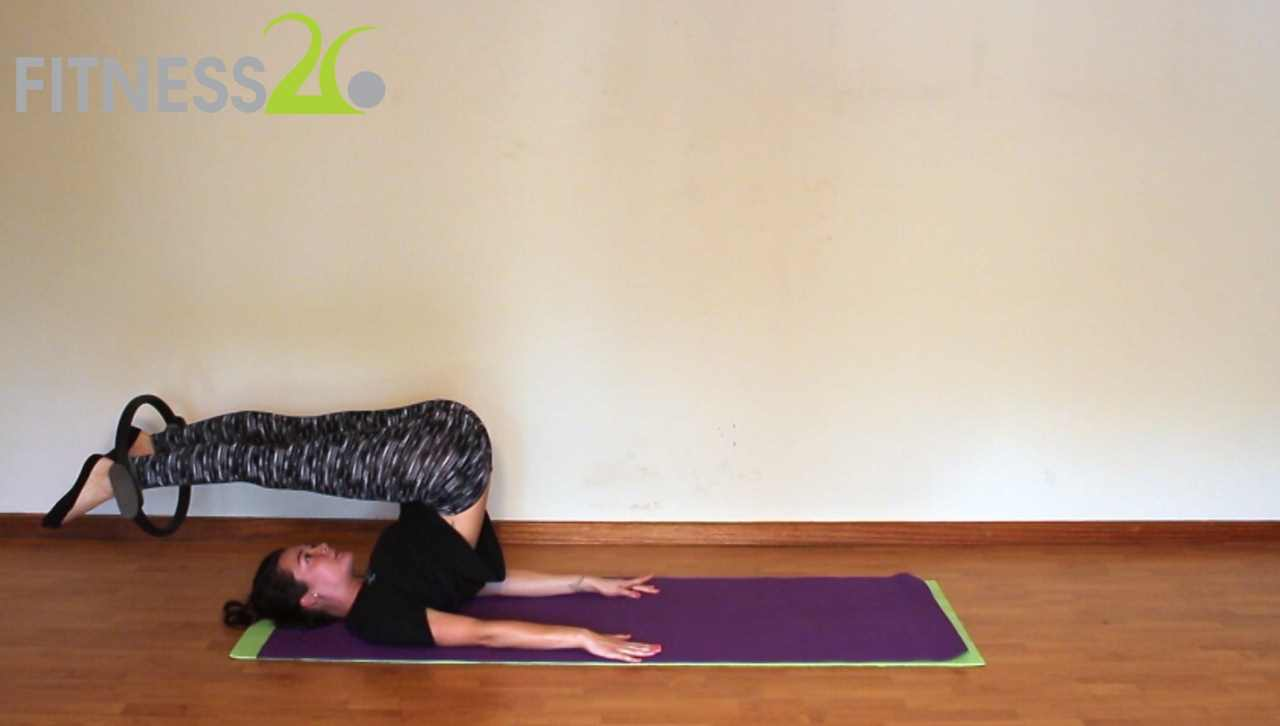 Tristan – Using a Pilates Ring : Inner Thighs & Core