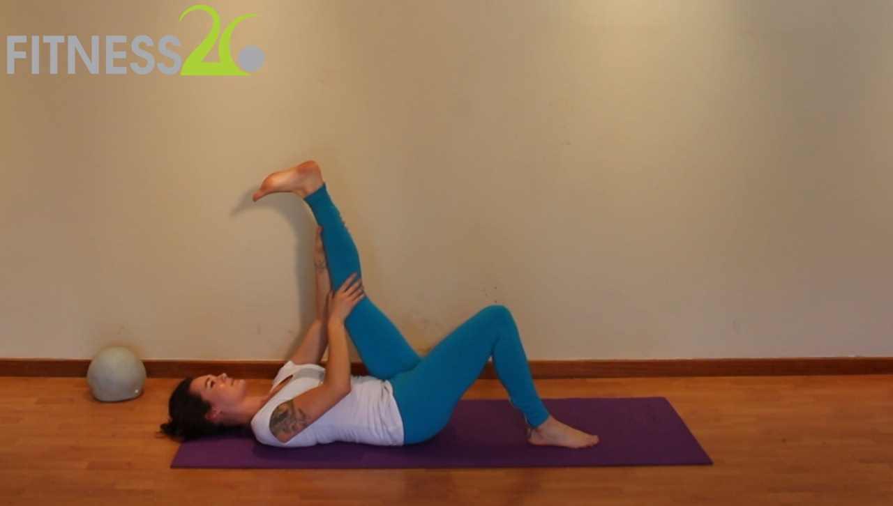 Tristan – Beginner Pilates : Core,back and obliques