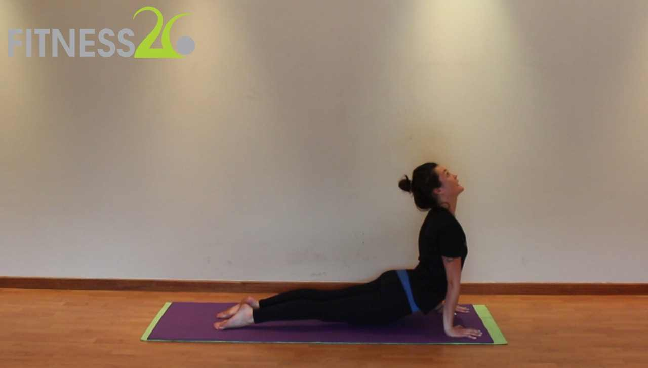 Tristan – Vinyasa Flow Yoga: Back bending & Stretching