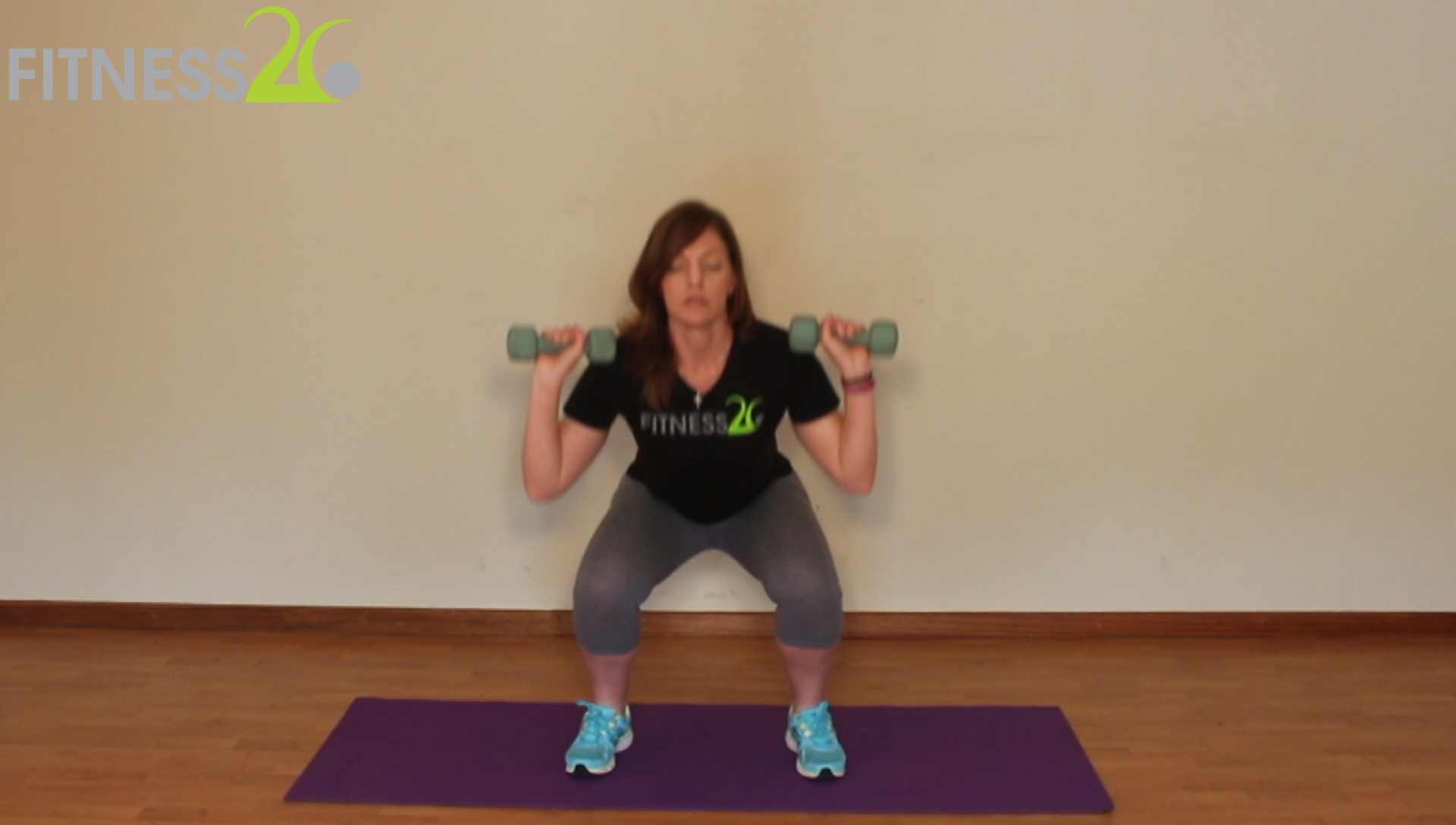 Letitia – Upper Body Workout For Beginners