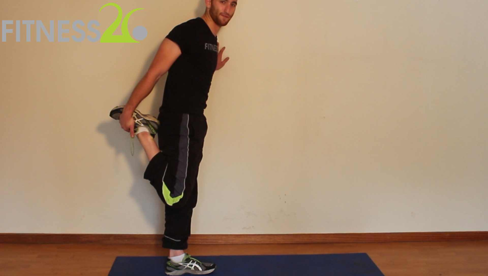 Josh – Quickstart Routine For Beginners : Post Workout Stretch