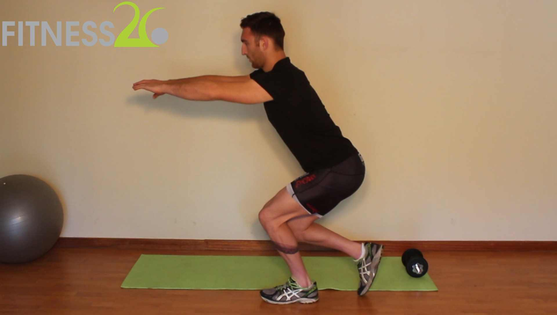 Josh – Full Body Routine : Beginners to Advanced