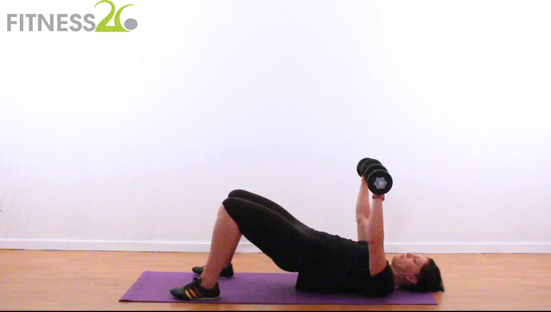 Letitia – Ab Workout for Intermediate Level