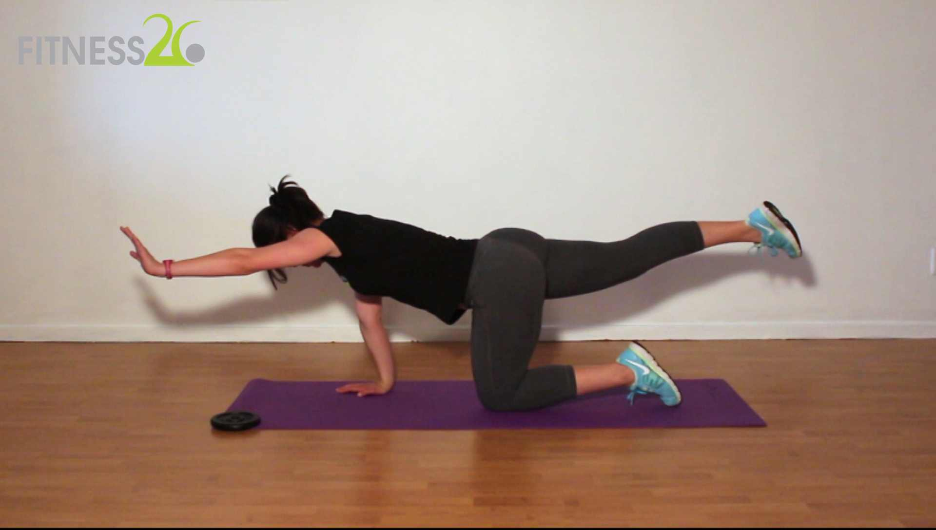 Letitia – Core Workout (Back and Abs): Beginner to Intermediate