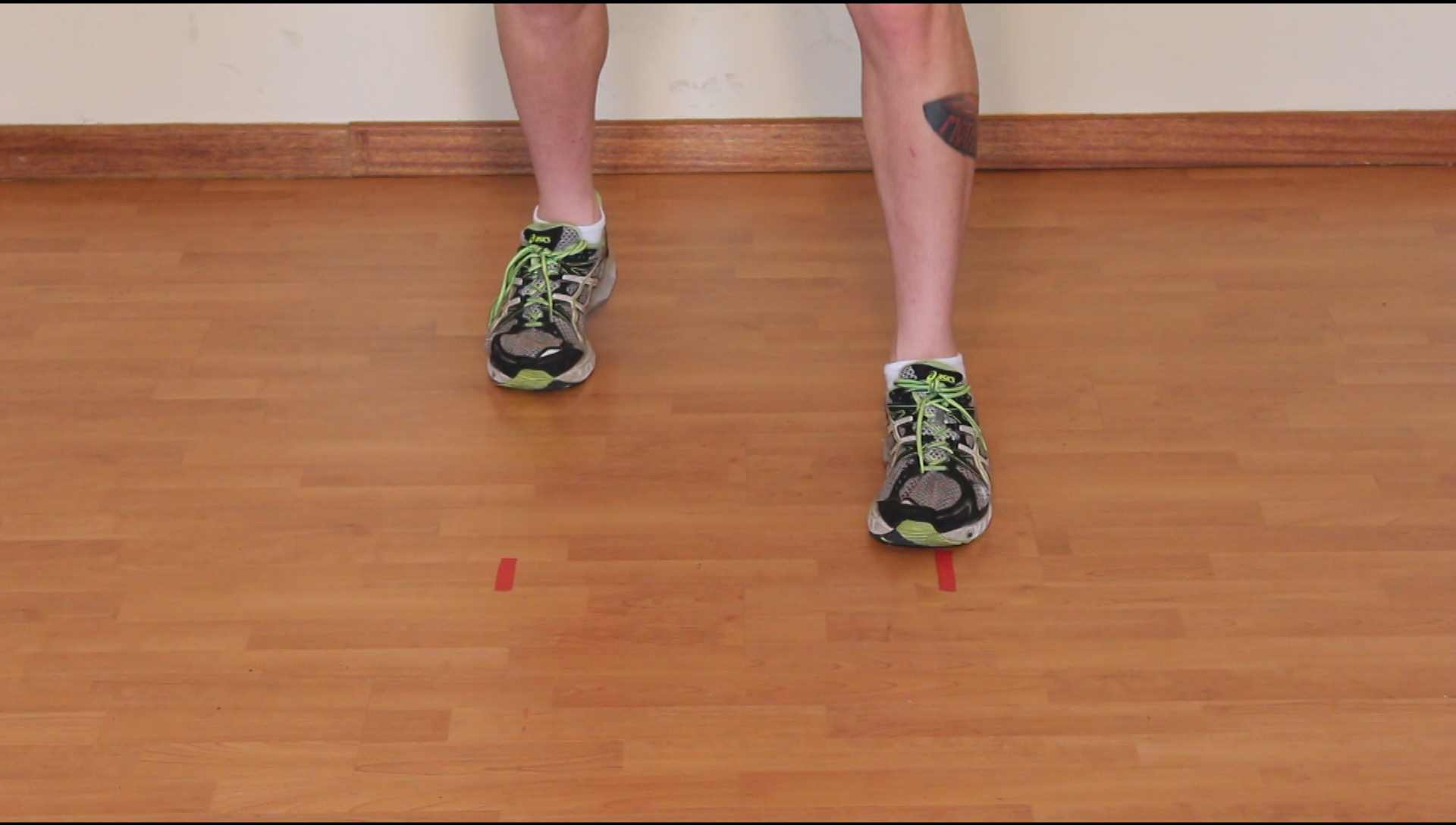 Josh – Quickstart Martial Arts Routine:Boxing Footwork