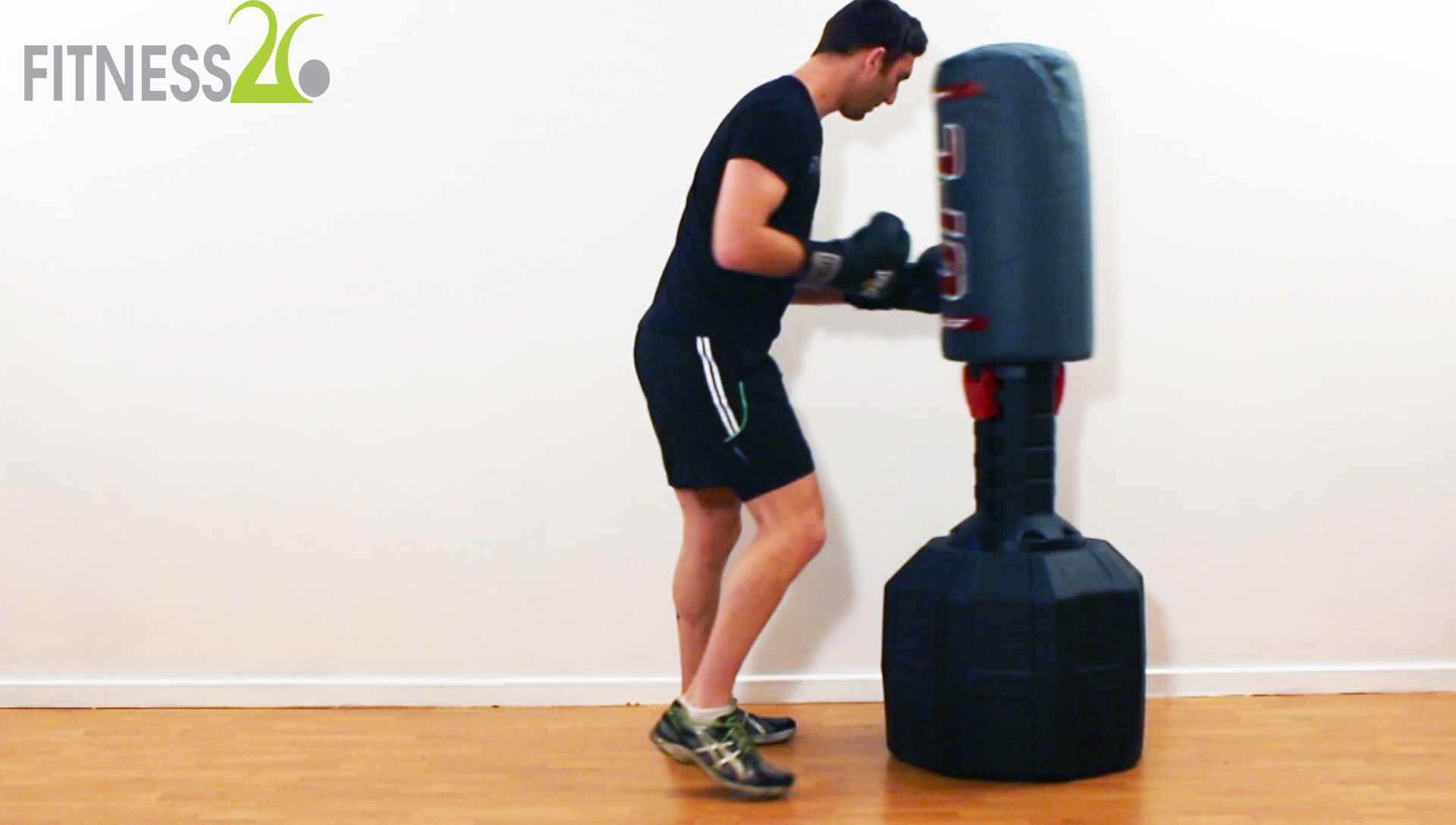 Josh – Quickstart Routine: Ending Off boxing (Cardio based)