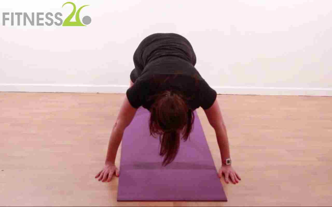 Body Weight Arm Workout – Letitia