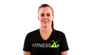 Fitness 26 online video instructor Claire Deeny