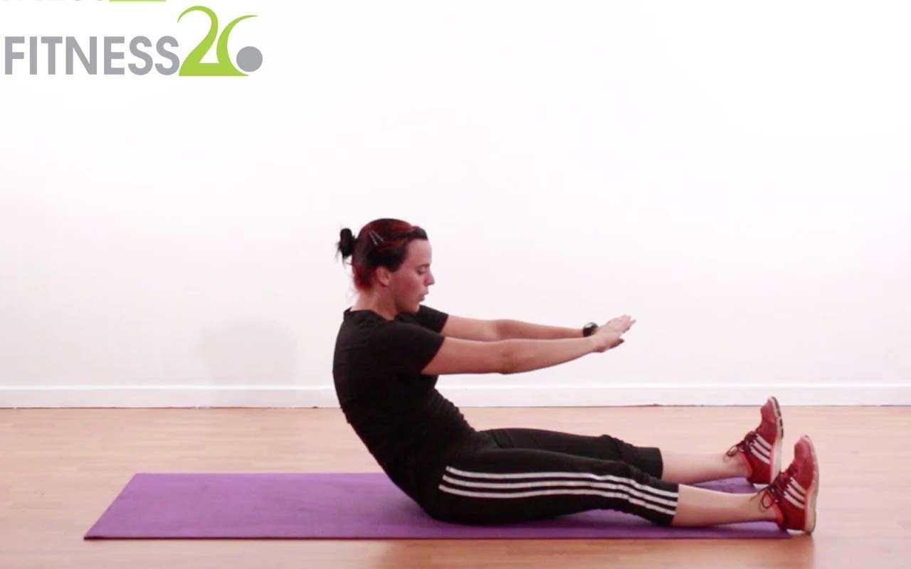 Bums Tums Workout