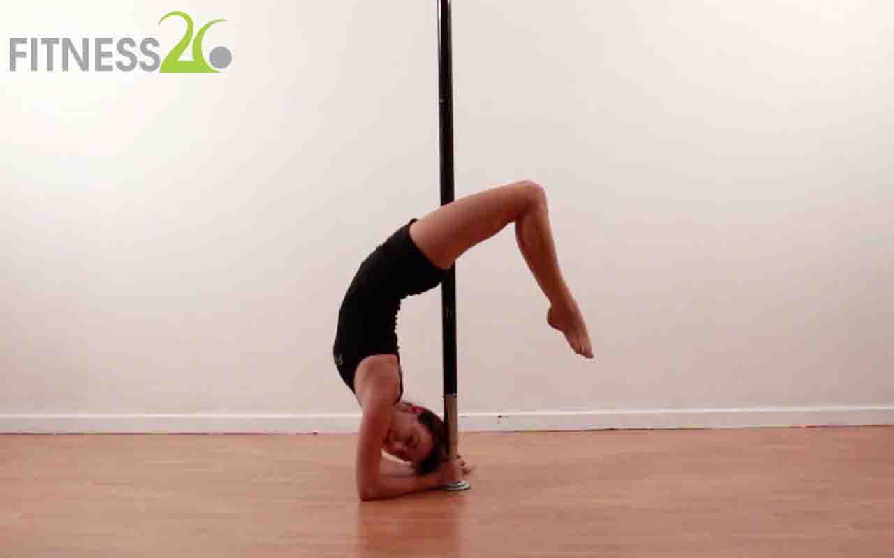 Pole Dancing Abs Legs