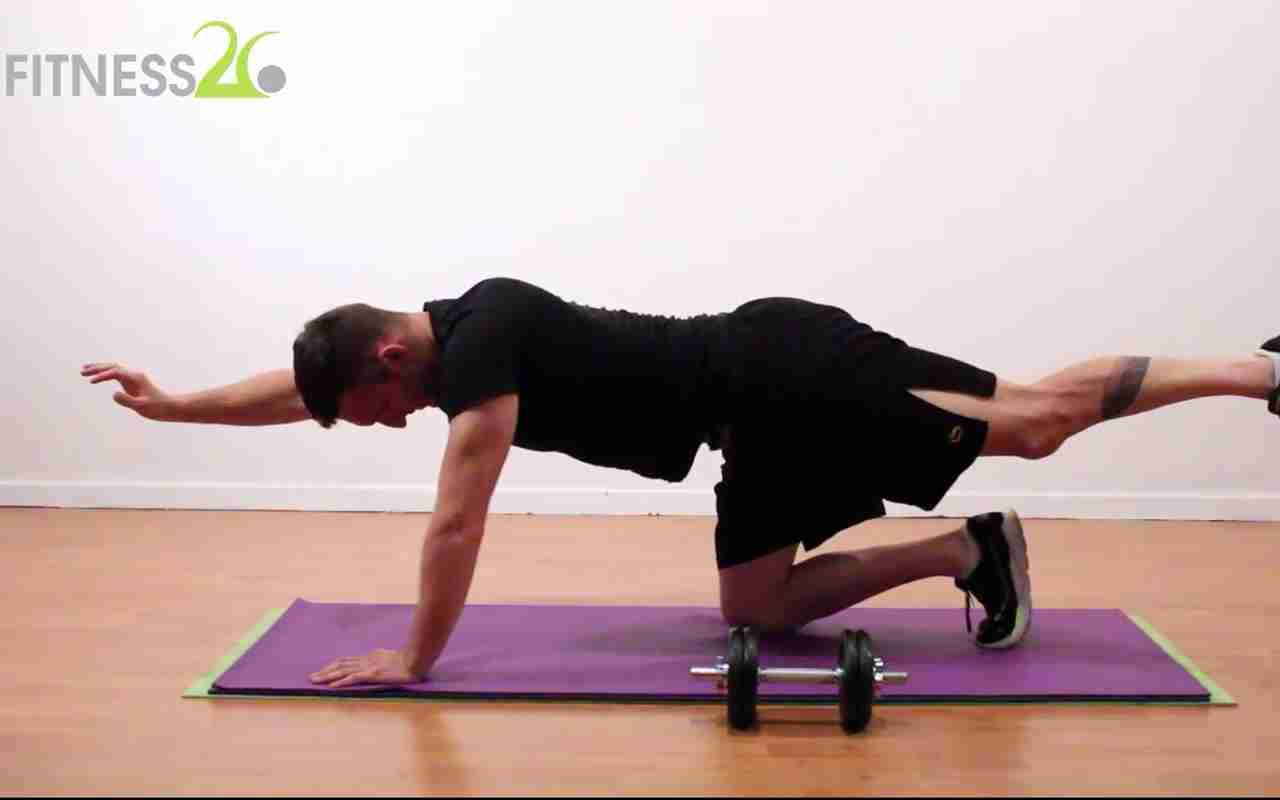 Quickstart Abs Routine – Josh