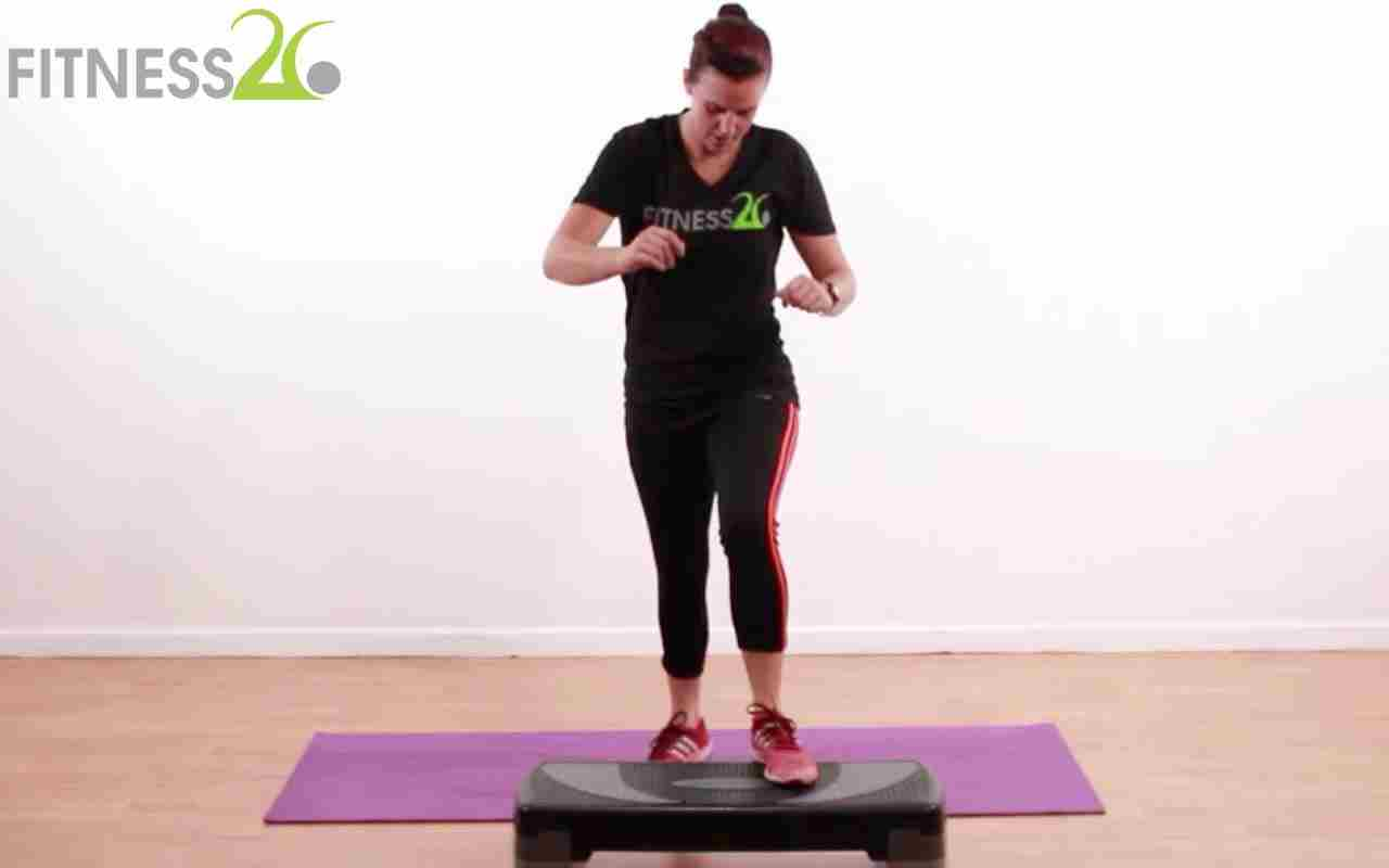 Basic Step Exercises: lesson 2 – Claire Deeny