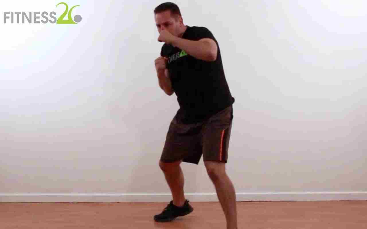 Advanced Shadow Boxing – Ruben