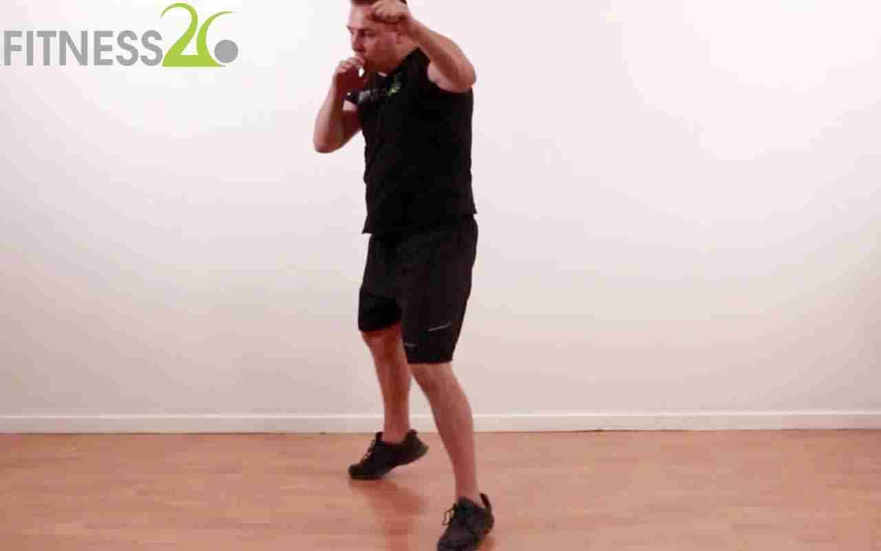 Punching with Speed – Ruben