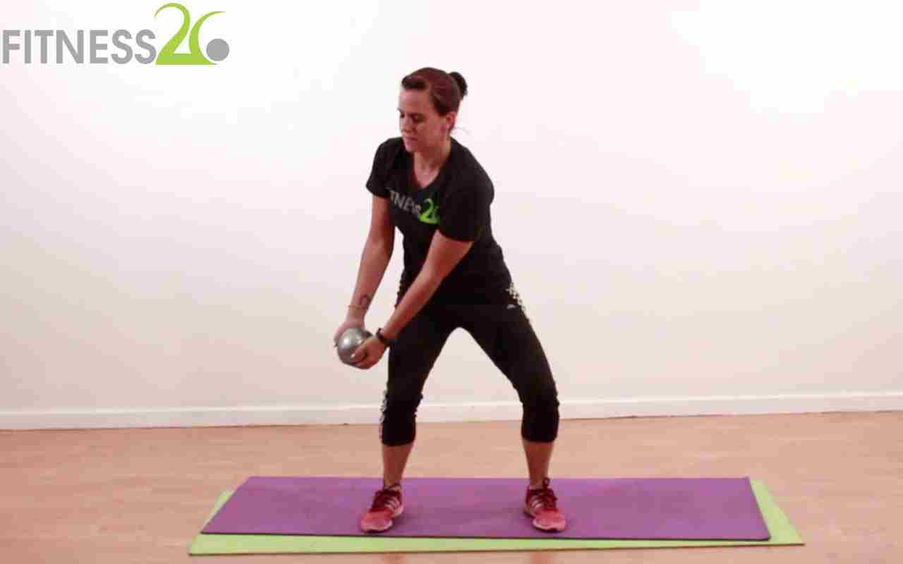 Ascending and Descending Combination training – Claire