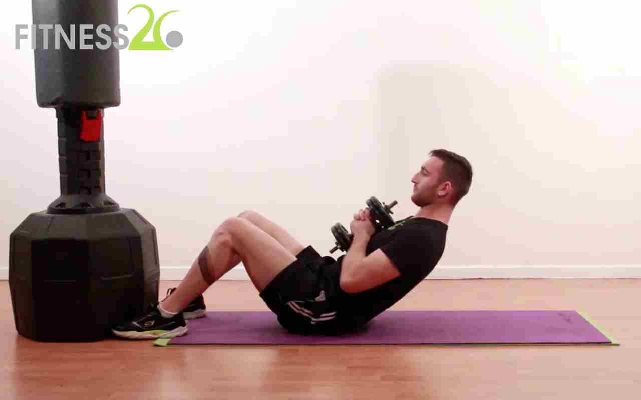 Quickstart Advanced Abs and Back Routine – Josh
