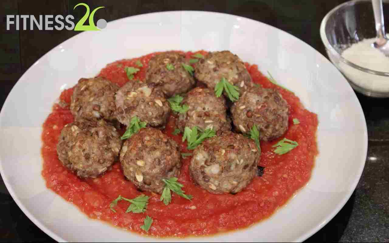 Robyn's Meatball Recipe