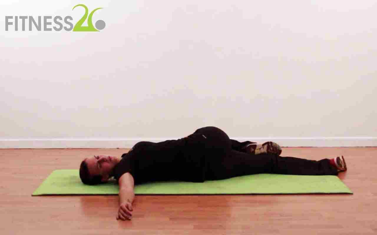 Basic Full Body Stretch – Claire Deeny