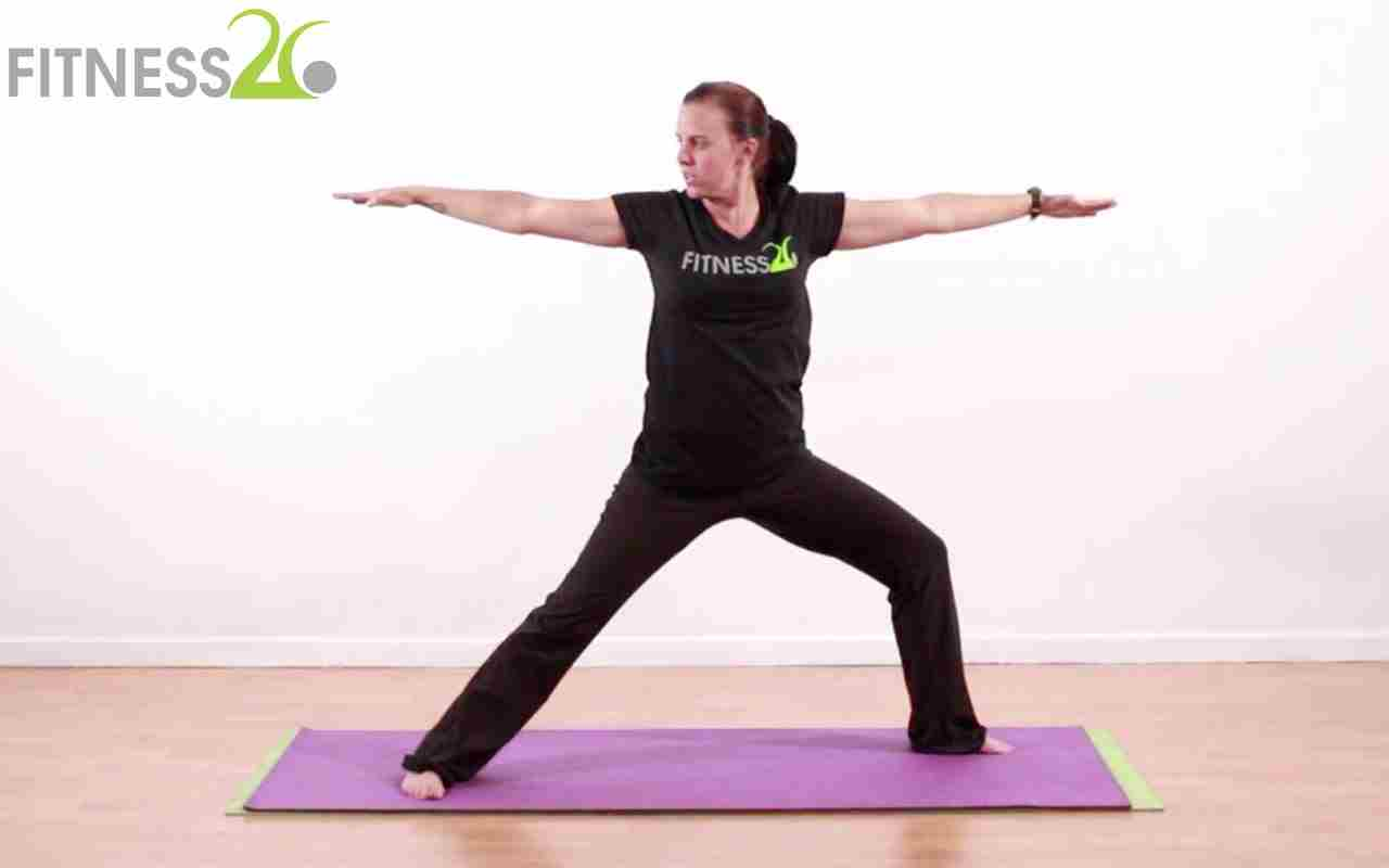 Basic Yoga: Sun Salutations and Warrior Poses -Claire Deeny