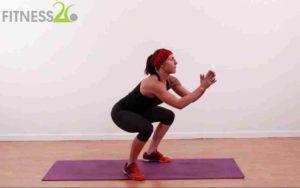Bubble Butt Challenge workout