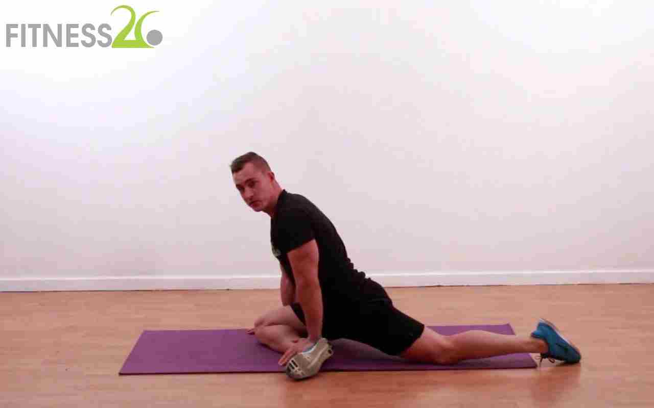 Dynamic Static Stretching