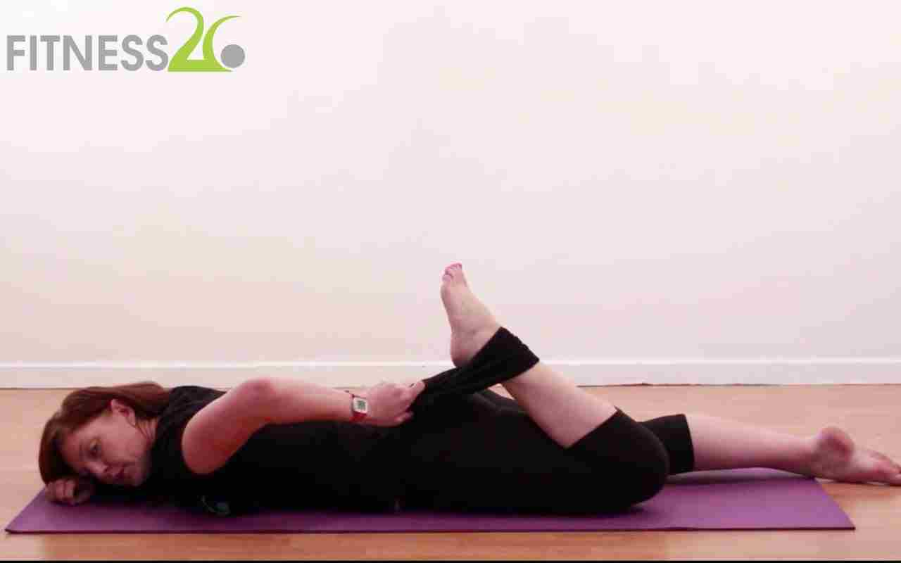 Stretching: Hip Flexibility -Letitia