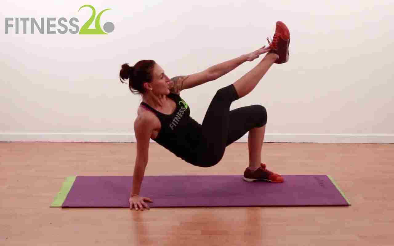 Total Body Blast Workout