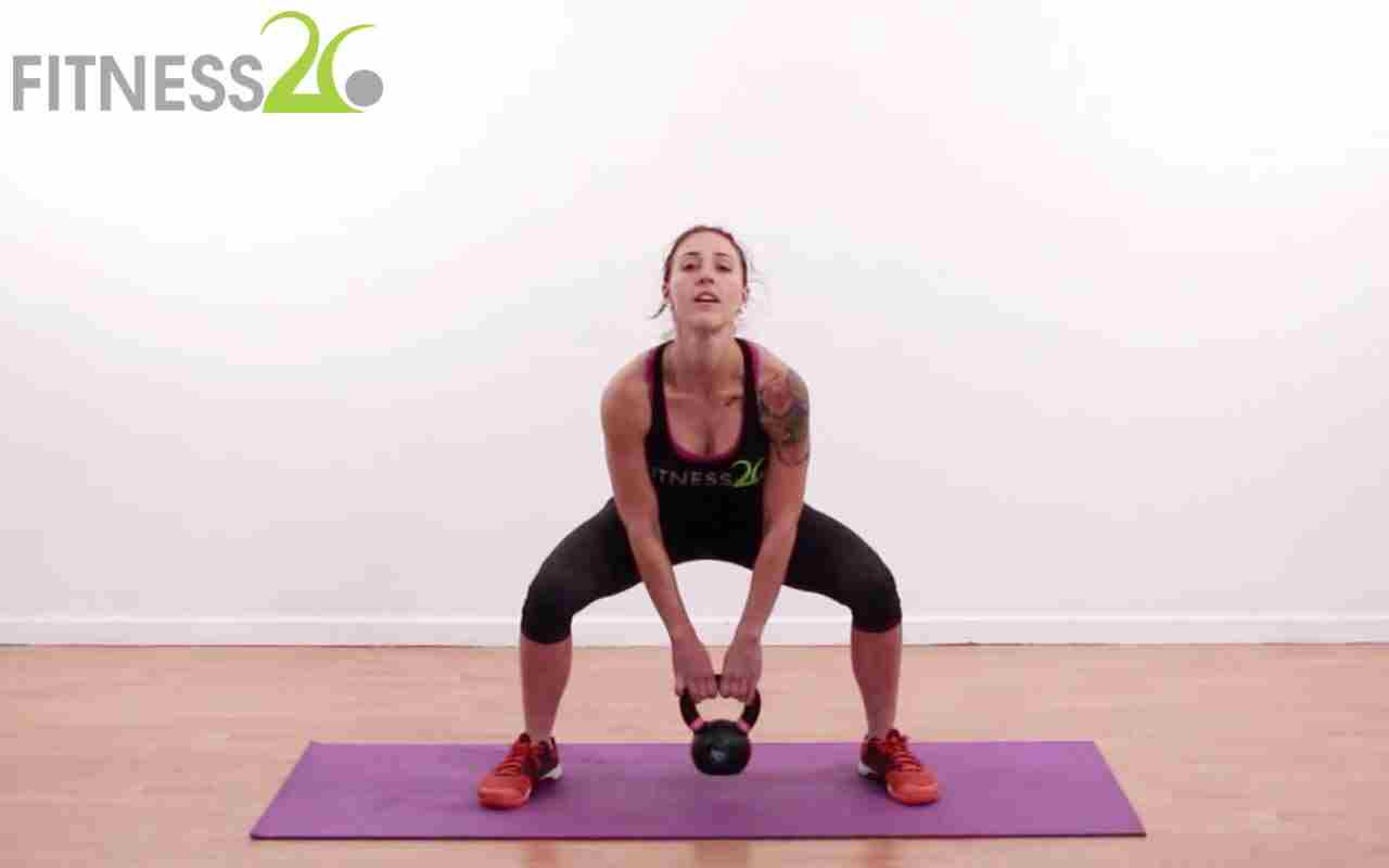 Killer Kettle Bell Workout – Manuella