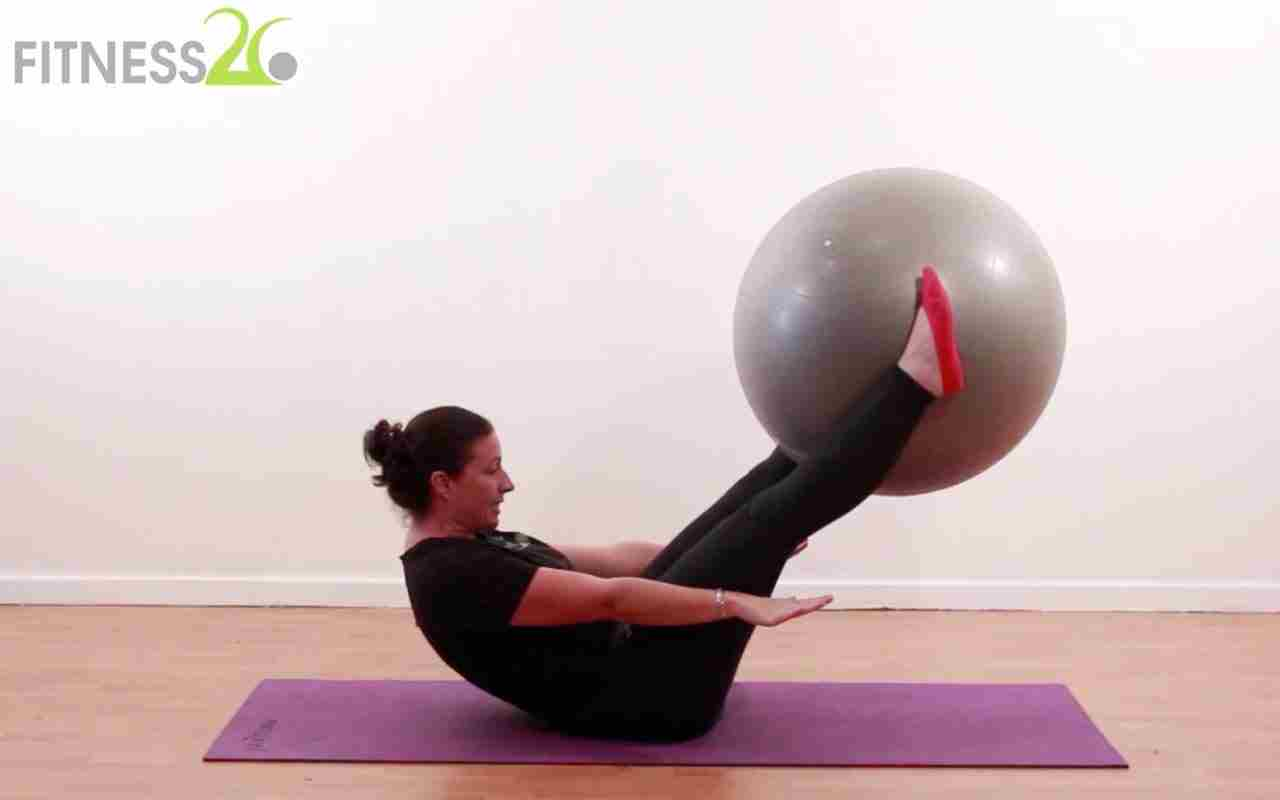Advanced Pilates Ab Workout – Megan