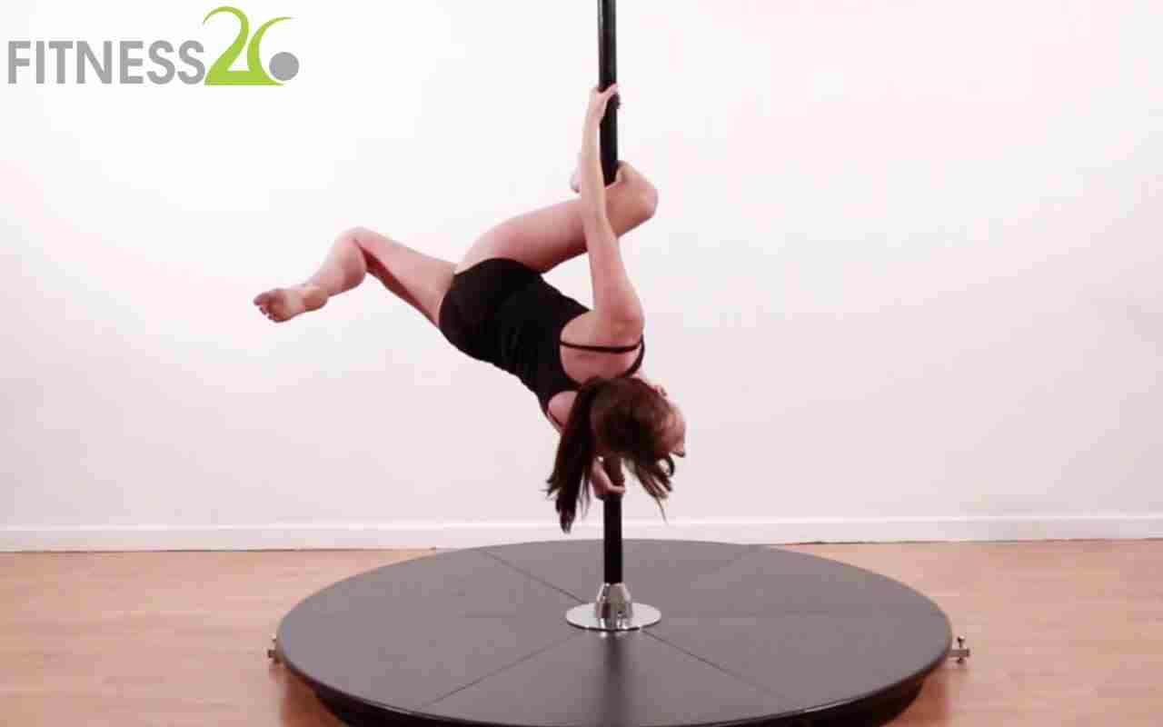 Pole Dancing: Inverts and Spins – Nikki