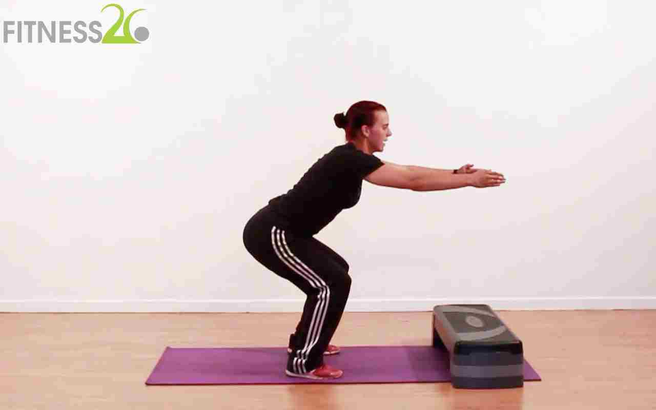 Lower Body Bootcamp – Claire Deeny