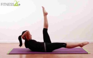 Pilates: Targeting Muffin Tops