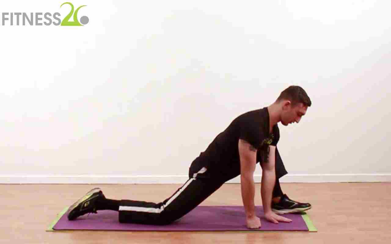 Full Body Stretch – Josh