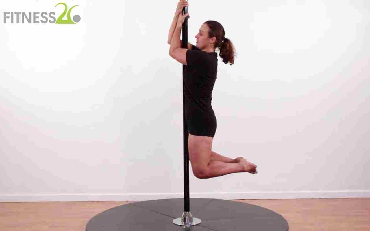 Pole Dancing : Beginner Routine 2 – Leonie