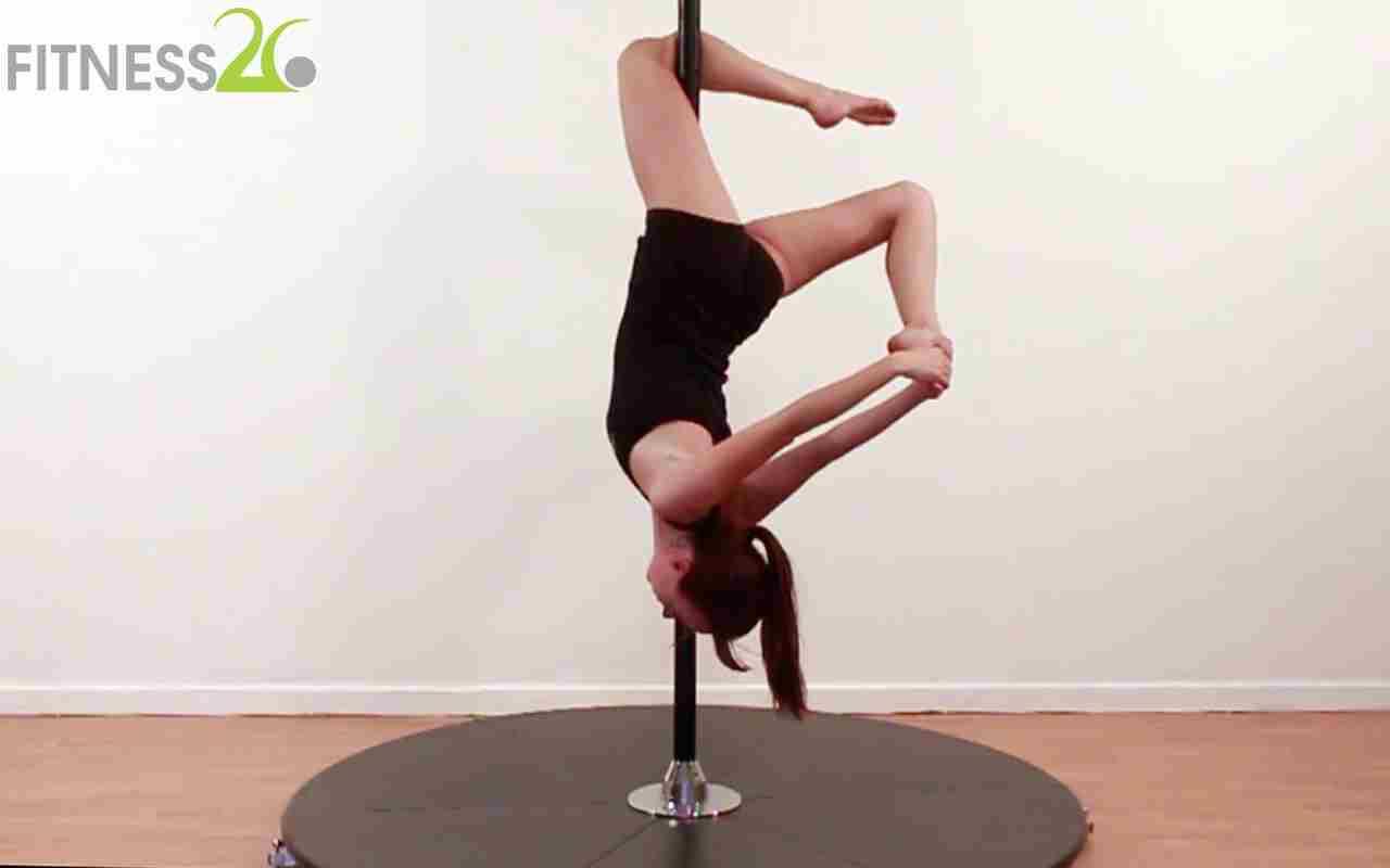 Chinese and Inverted pole Moves – Nikki