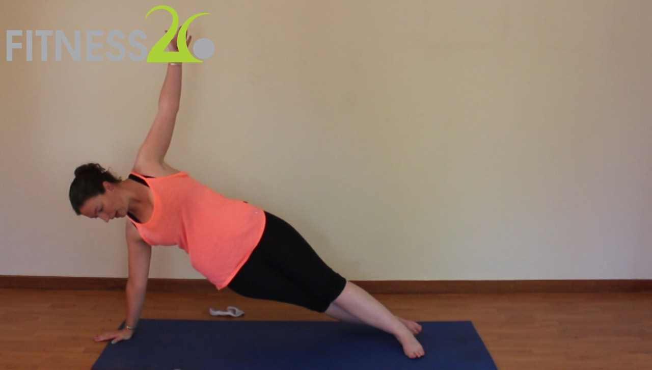 Megan – Pilates Mat Class For Beginners