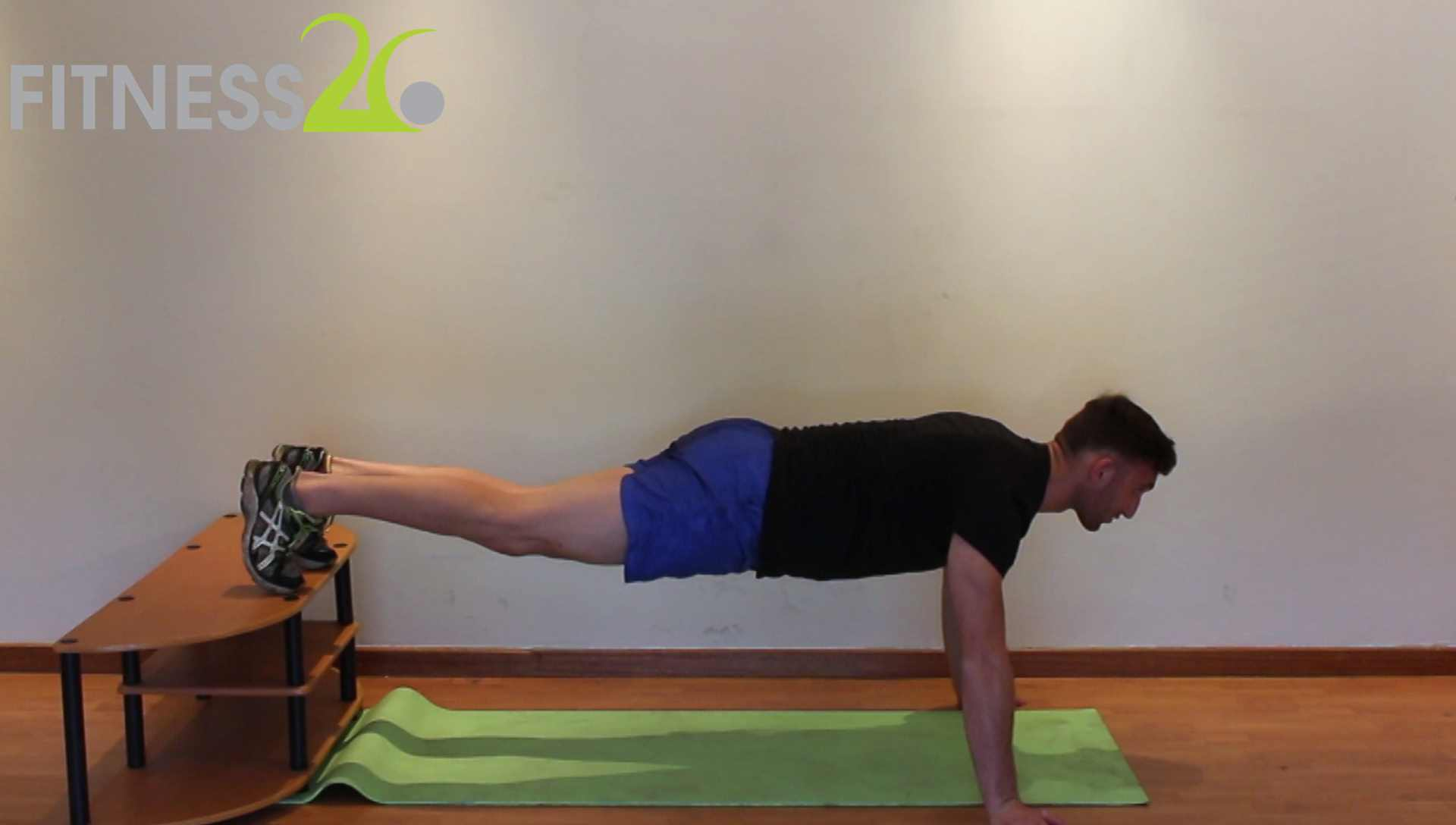 Josh – Beginners Quickstart Routine: Chest, Back & Core