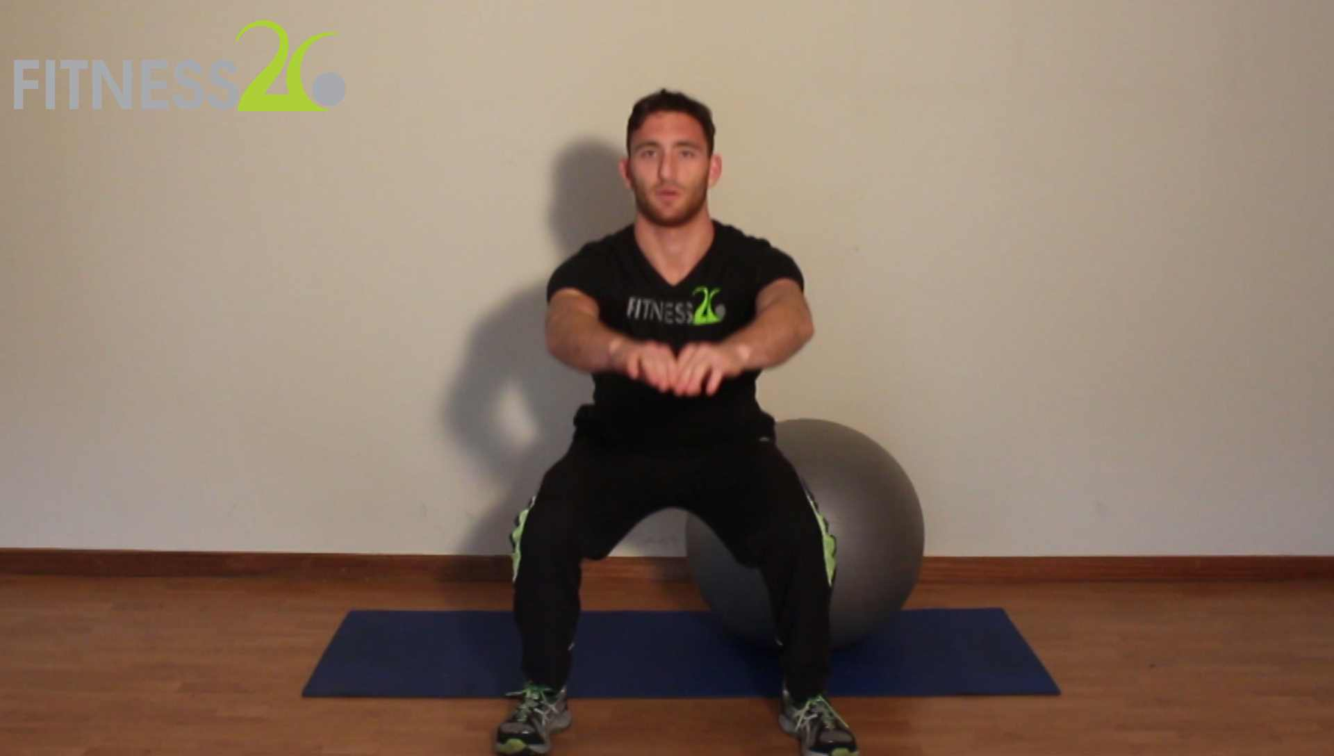 Josh – Quickstart Routine for Beginner to Intermediate: Core, Back & Legs