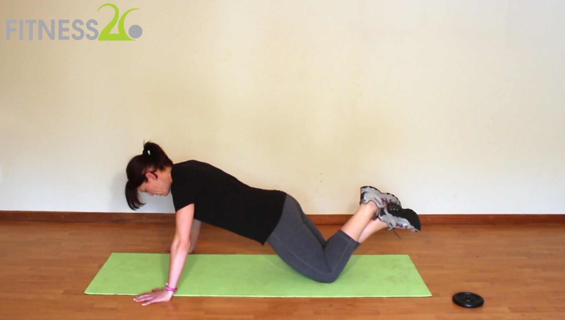 Letitia – Intermediate Circuit Training: Full body