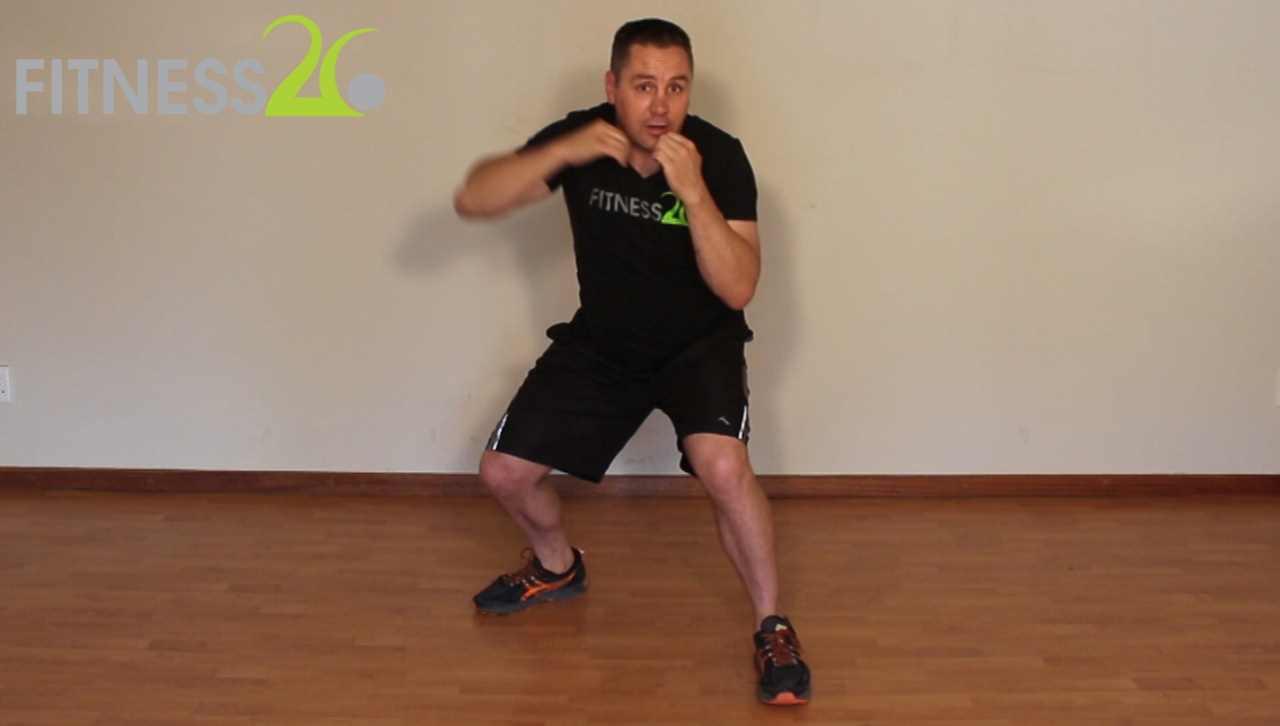Boxing Basics: Stance, hands, shoulders and jab – Josh