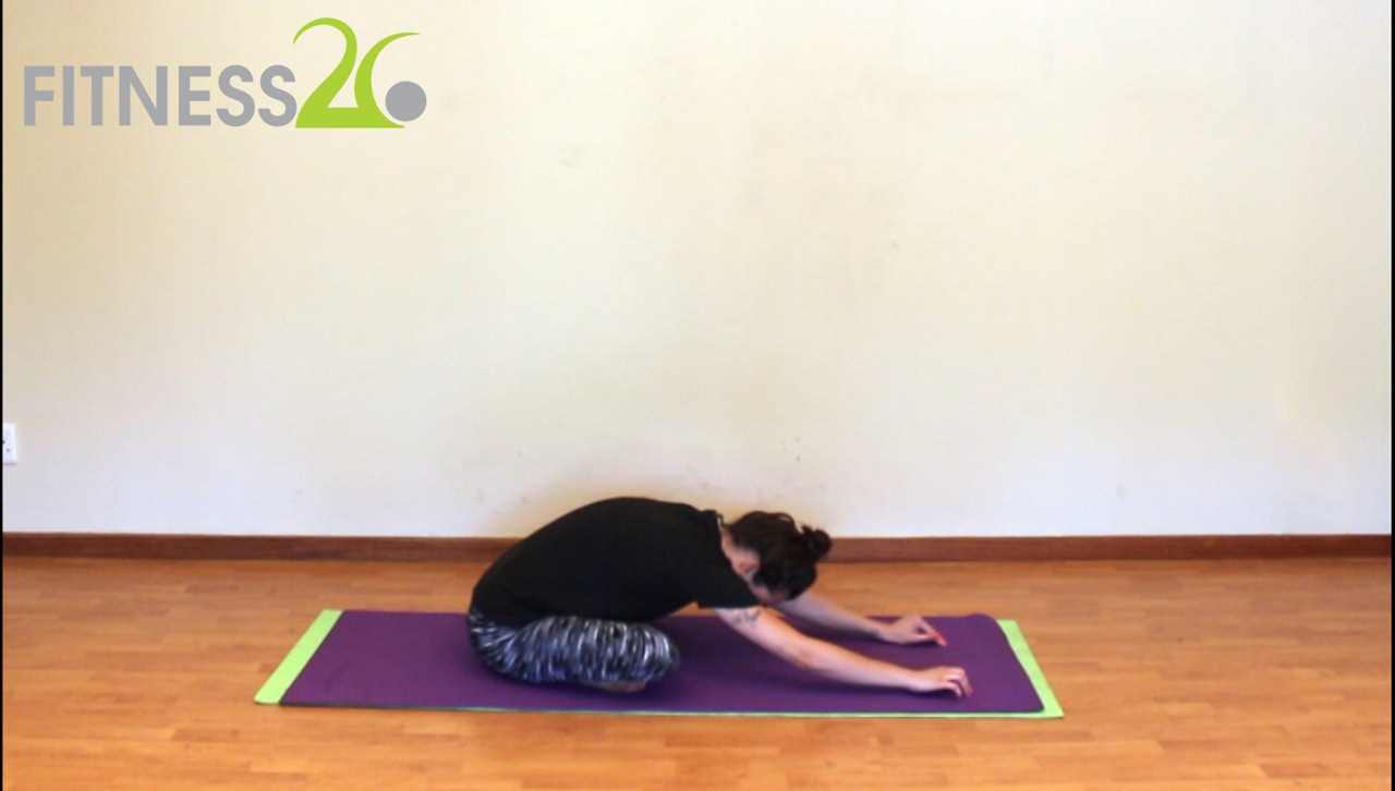 Tristan – Intermediate Yoga Stretches: Hips & Lower Back