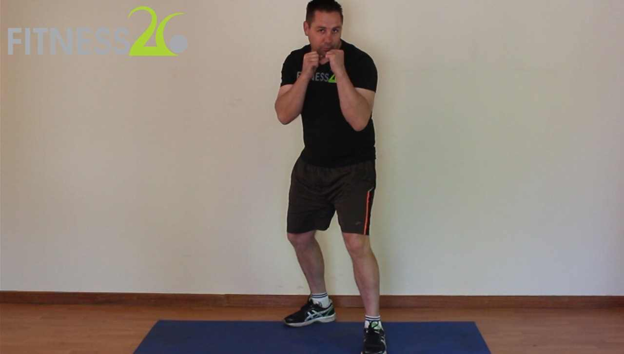 Ruben – Boxing Moves: Combinations